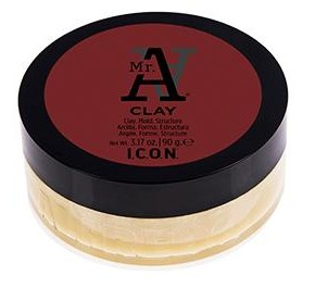 ICON Mr A Clay Pomada Forma y Estructura 190g