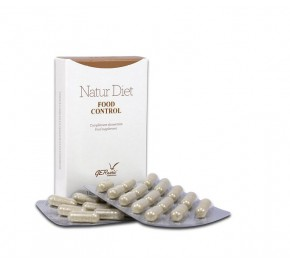 GERNETIC NATUR DIET FOOD CONTROL 30 Capsulas