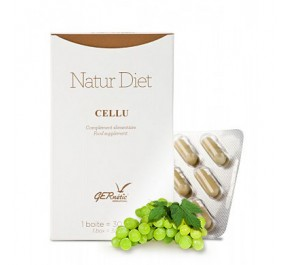 GERNETIC NATUR DIET CELLU 30 Capsulas