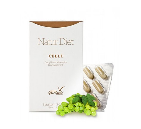 GERNETIC NATUR DIET CELLU