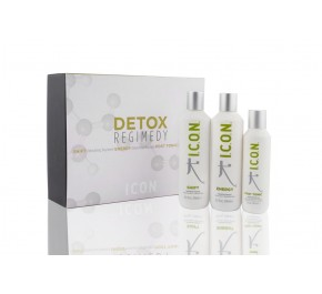PACK DETOX ICON Desintoxicante (Energy 250ml + Shift 250ml + Post Tonic 150ml)