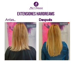 Extensiones hairdreams 1