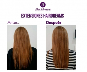 Extensiones hairdreams 7
