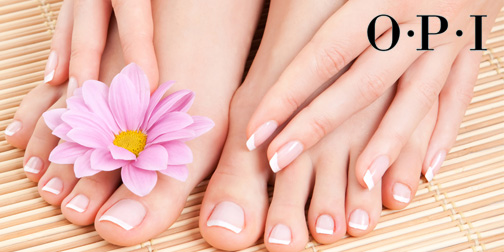 pedicura OPI